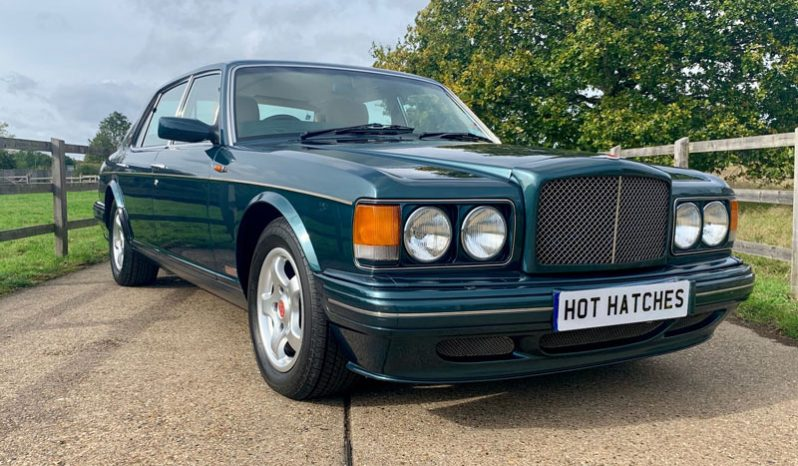 Hot Hatches Bentley-Turbo-RT