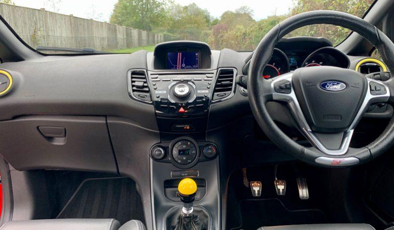 Ford Fiesta ST ST-3 Mountune 215(2015) full