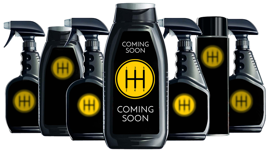 Hot Hatches Car Detailing Products coming soon