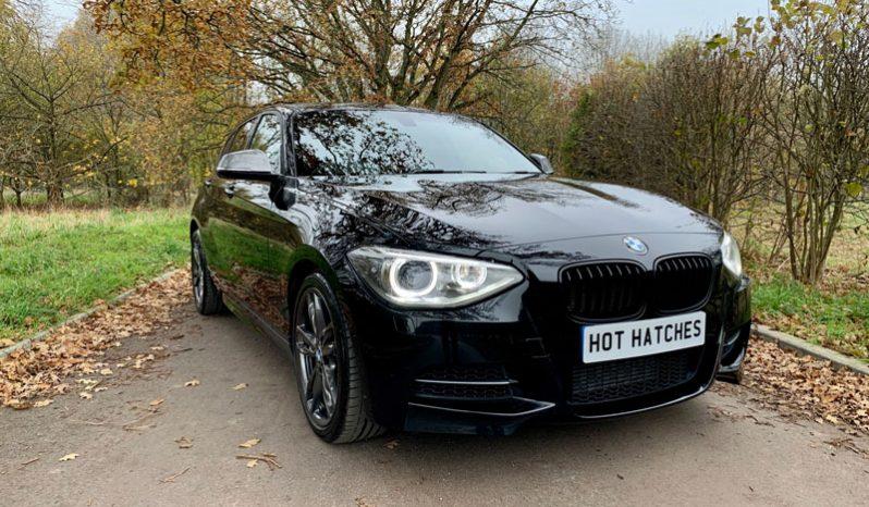 Hot Hatches BMW M135i