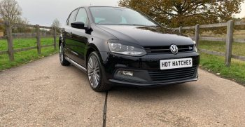 Hot Hatches VW POLO GT