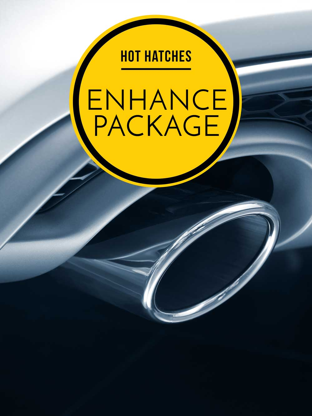 Hot Hatches Enhance Package