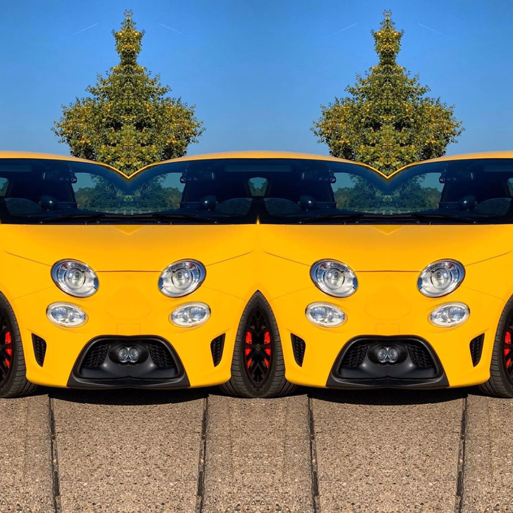 Hot Hatches-Abarth-Multi