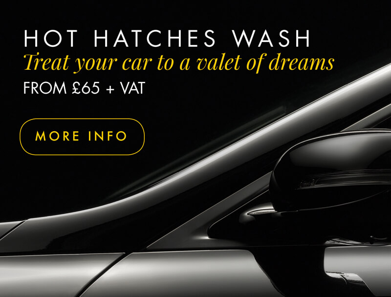 The Hot Hatches Wash Package