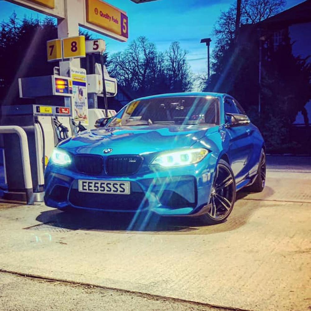Hot Hatches BMW Detailed
