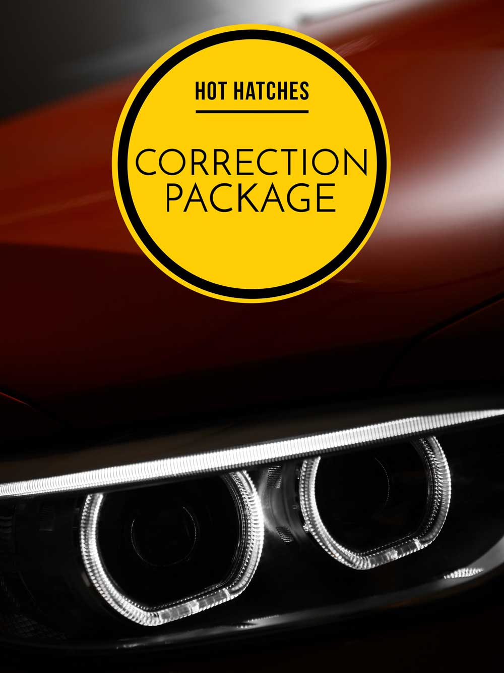 Hot Hatches Correction Package