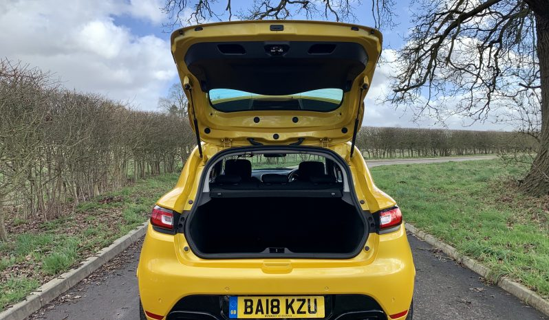 Renault Clio RS220 Trophy full