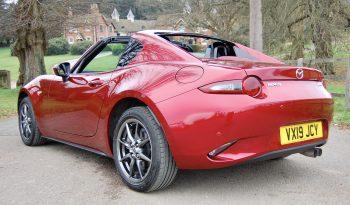 Mazda MX-5 RF Sport Nav+ full