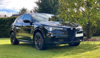 Alfa Romeo Stelvio Quadrifoglio Q4 full