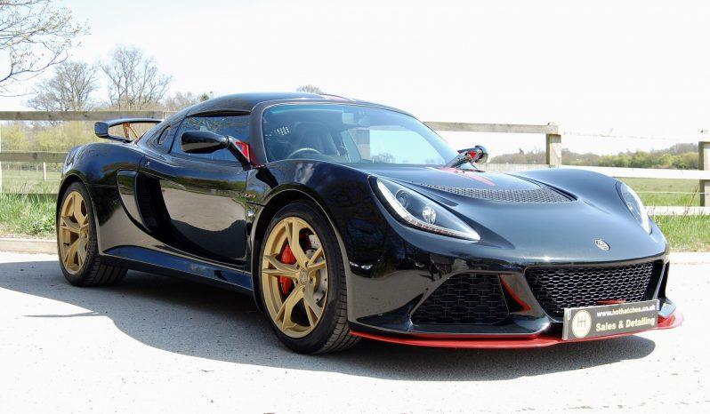 Lotus Exige S LF1 No. 38 full