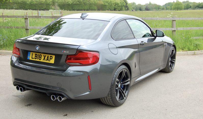 BMW M2 DCT full