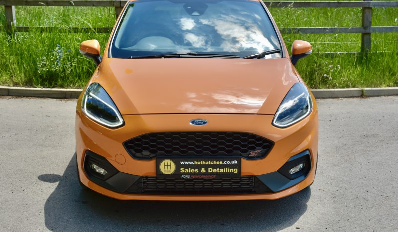 Ford Fiesta ST-3 Performance Edition full