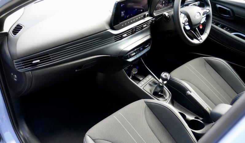Hyundai I20N full